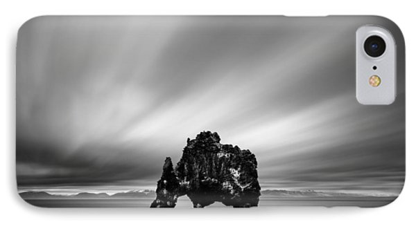 Hvitserkur IPhone Case by Dave Bowman