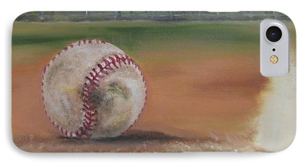 Hw Field IPhone Case by Lindsay Frost