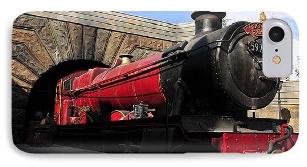 Hogwarts Express Train Work A Phone Case by David Lee Thompson
