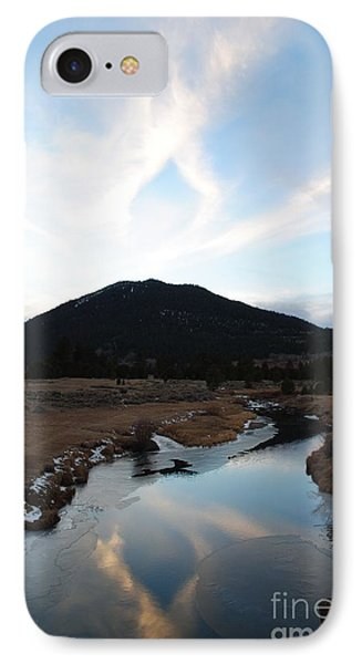 Hwy 89 IPhone Case