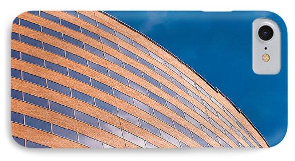 Hyatt Regency Arc IPhone Case by Rob Amend