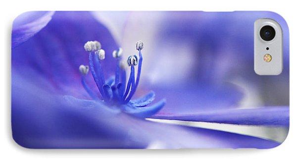 Hydrangea Closeup IPhone Case by Sharon Talson