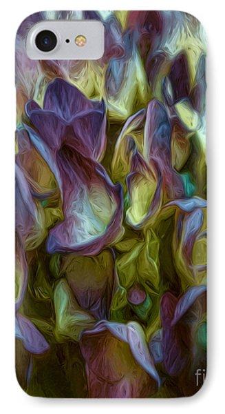Hydrangea Joy IPhone Case by Jean OKeeffe Macro Abundance Art