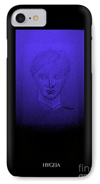 IPhone Case featuring the photograph Hygeia by Linda Prewer