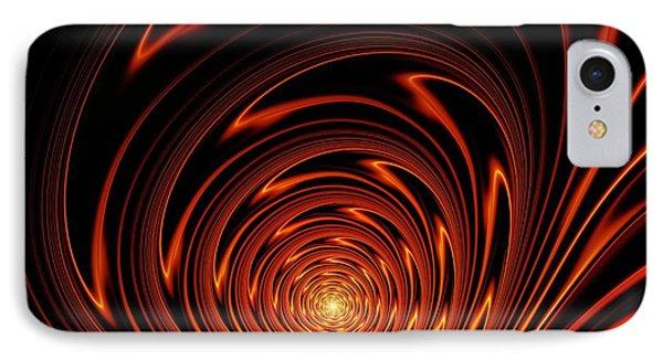 Hypnosis Phone Case by Anastasiya Malakhova