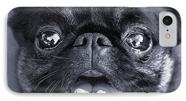 I Am Cute And I Know It Phone Case by Roger Wedegis