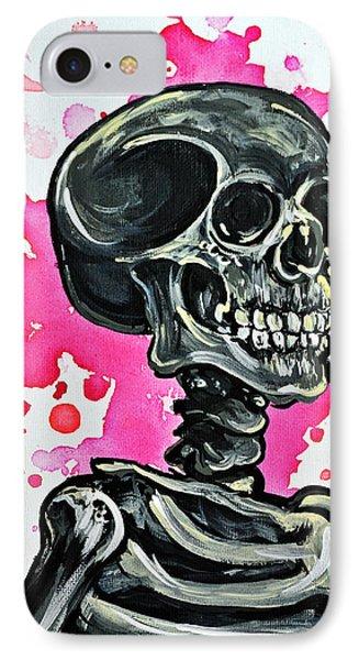I Am Dead Inside  Phone Case by Ryno Worm  Tattoos