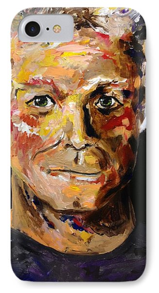 I Am Me Am I  IPhone Case by Alan Lakin