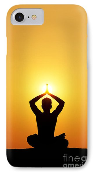 I Am IPhone Case by Tim Gainey