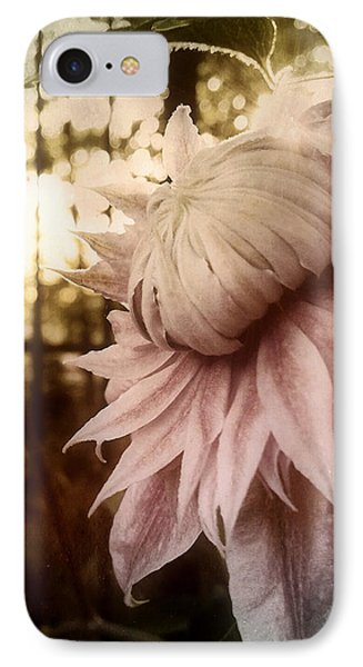 I Bloom Only For You She Whispered IPhone Case by Susan Maxwell Schmidt