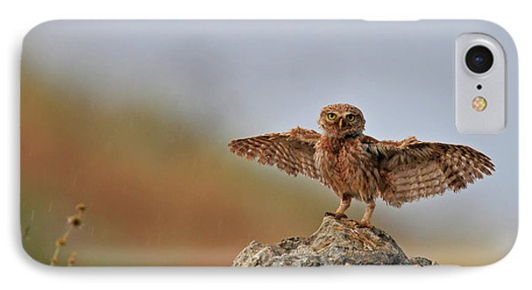I Can Fly..!!!!!! IPhone Case