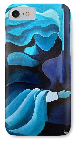 I Hear Music In The Air IPhone Case by Patricia Brintle