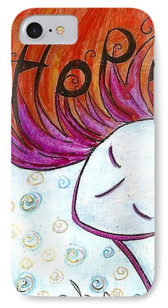 I Hope IPhone Case by Gioia Albano