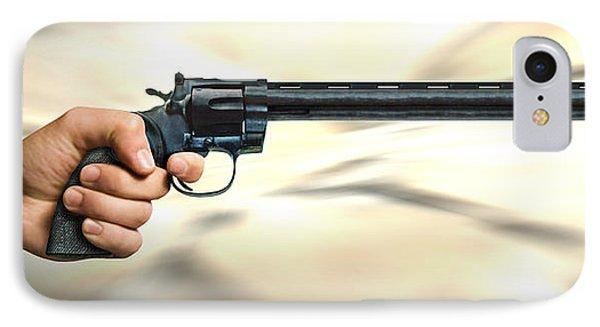 I Like Big Guns IPhone Case by Mike McGlothlen