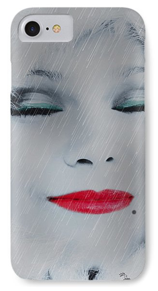 I Love To Smell Fresh Rain Phone Case by EricaMaxine  Price