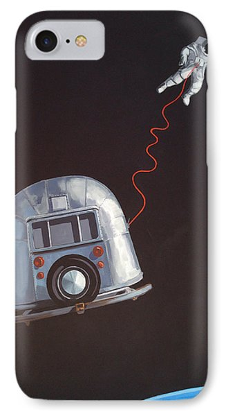 I Need Space IPhone Case by Jeffrey Bess