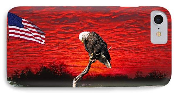 I Pledge Allegiance IPhone Case