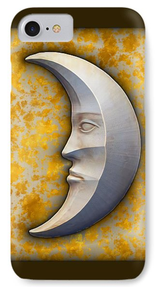 I See The Moon 1 Phone Case by Wendy J St Christopher