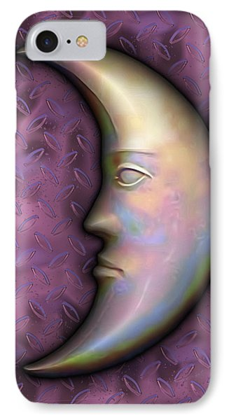 I See The Moon 2 Phone Case by Wendy J St Christopher