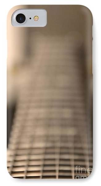 I Walk The Line IPhone Case