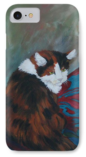 I Want My Lap Phone Case by Gail Daley