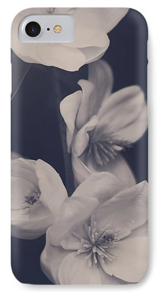 I Was Always Your Flower IPhone Case