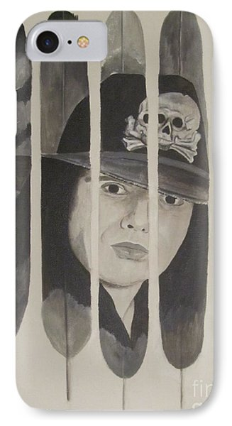 Ian Astbury IPhone Case