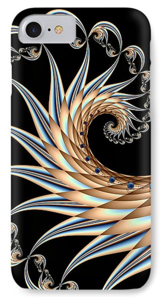 Icarus Phone Case by Kevin Trow