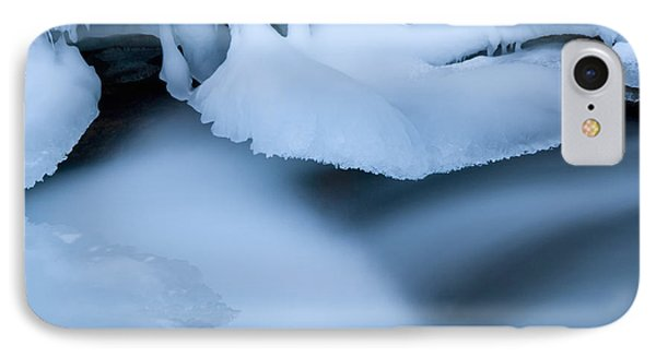 Ice 19 Phone Case by Bob Christopher
