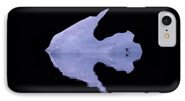 IPhone Case featuring the photograph Ice Arrow by Myrna Bradshaw