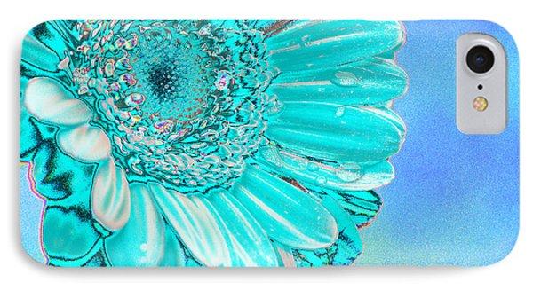 Ice Blue Phone Case by Carol Lynch