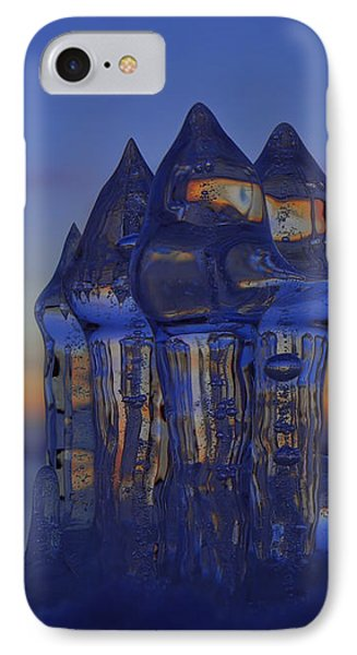 Ice City IPhone Case by Sami Tiainen