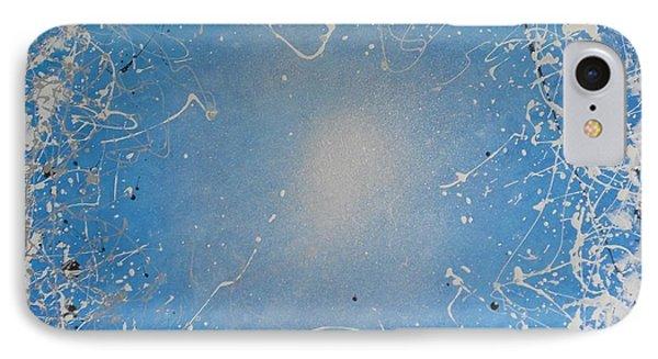 Ice Cold Sun Phone Case by John Pimlott