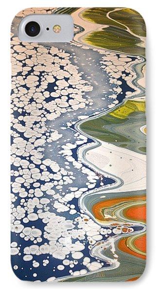 Ice Flow IPhone Case