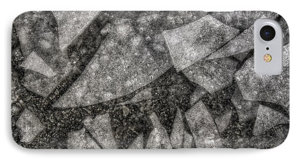 Ice Fractal Phone Case by Jason Politte