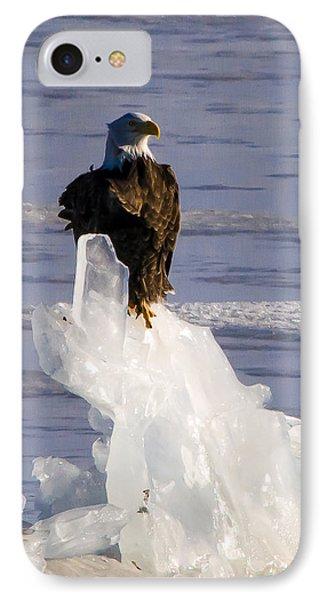 Ice King IPhone Case by Joe Scott