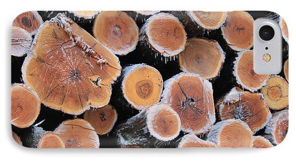 Ice Logs IPhone Case