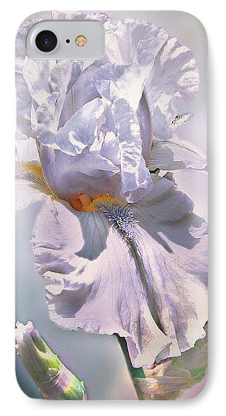 IPhone Case featuring the digital art Ice Queen by Mary Almond