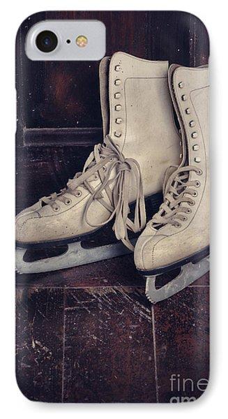 Ice Skates IPhone Case