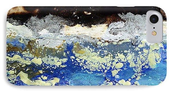 Ice Water Frozen Trees IPhone Case by Carolyn Goodridge