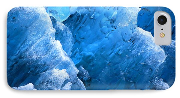 Iceberg Blues IPhone Case by Cynthia Lagoudakis