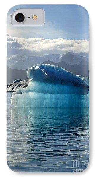 Iceberg Phone Case by Deborah Benbrook