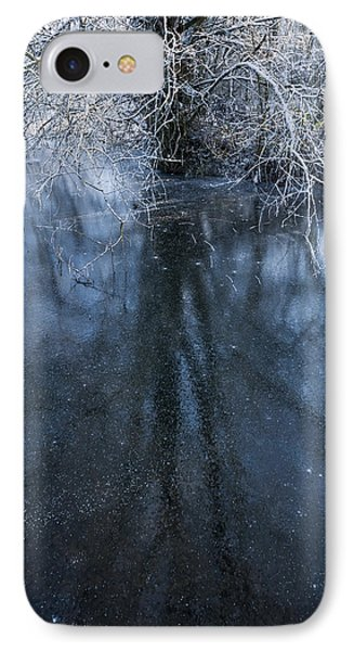 Iced Mirror IPhone Case by Svetlana Sewell