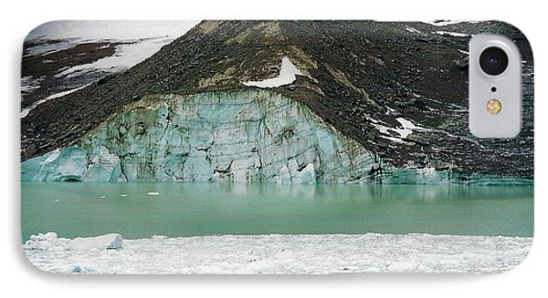 Icefields Phone Case by Shirley Sirois