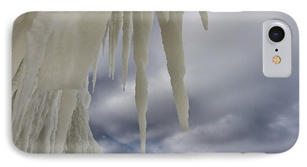 Icicle View IPhone Case