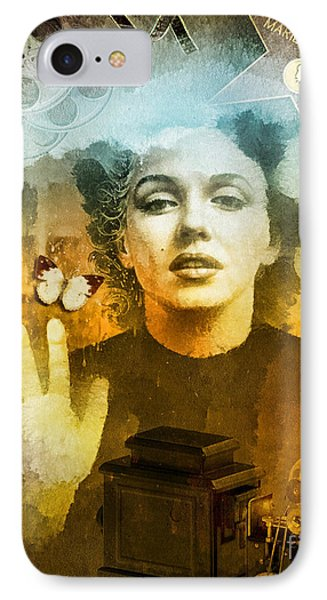Icon IPhone Case by Mo T
