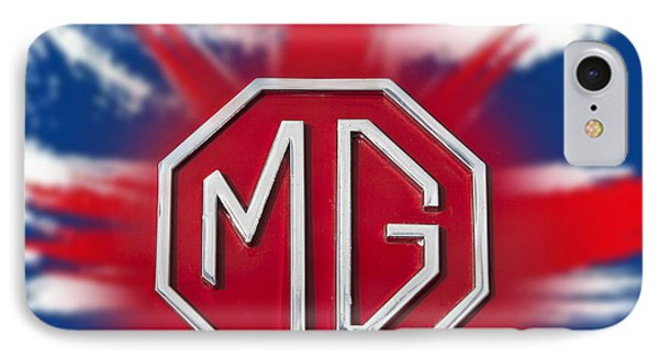 iconic MG 1 IPhone Case