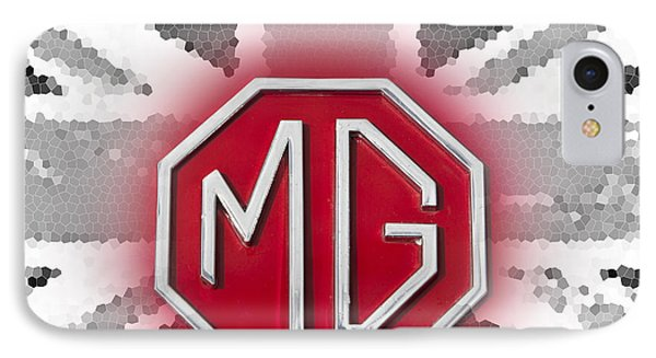 iconic MG 3 IPhone Case