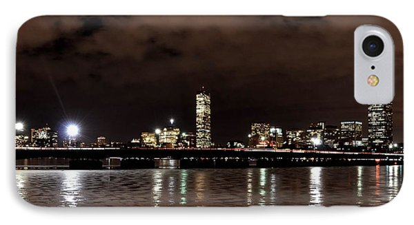 Icy Charles River IPhone Case by Toby McGuire