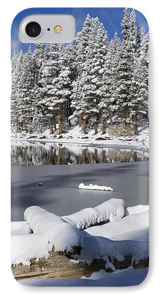 Icy Cold Phone Case by Chris Brannen